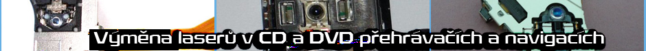 Laser replacement in CD/DVD players and multimedia